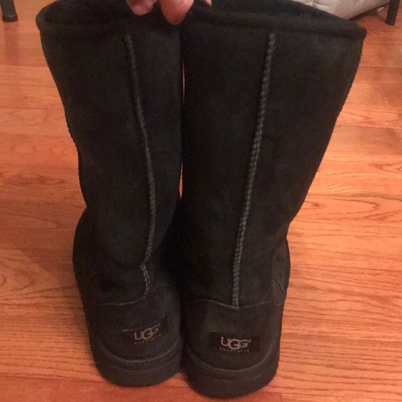 c25d999180c Black Tall UGG Boots